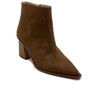 1. State Kelte Pointed Leather Bootie, 9.5 US